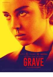 L'affiche du film Grave
