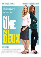 L'affiche du film Ni une, ni deux