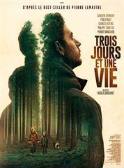 L'affiche du film Trois jours et une vie
