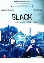 Affiche du film Black