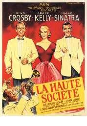 Affiche du film Haute société