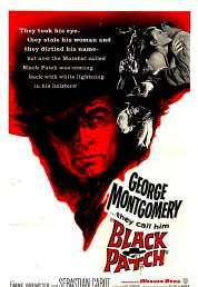 Affiche du film L'homme Au Bandeau Noir