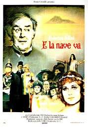 L'affiche du film Et vogue le navire
