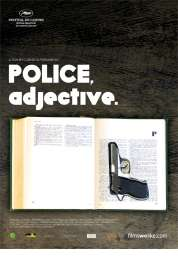 Affiche du film Policier, Adjectif