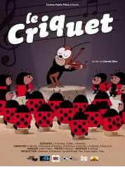 L'affiche du film Le Criquet