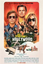 L'affiche du film Once Upon a Time… in Hollywood