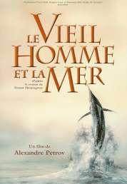 Affiche du film Le vieil homme et la mer