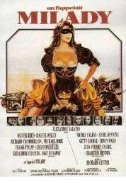 Affiche du film On l'appelait Milady