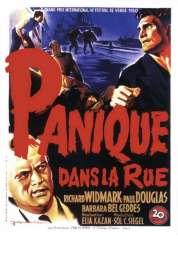 Affiche du film Panique dans la rue
