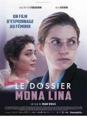 L'affiche du film Le Dossier Mona Lina