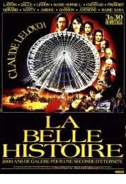 Affiche du film La belle histoire