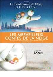 L'affiche du film Les merveilleux contes de la neige