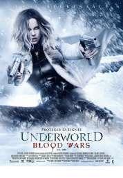 L'affiche du film Underworld: Blood Wars