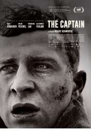 L'affiche du film The Captain - L'usurpateur