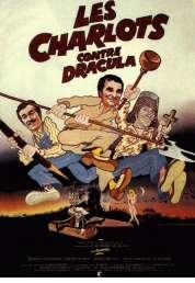 Affiche du film Les Charlots Contre Dracula