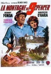 Affiche du film La Montagne des Neuf Spencer