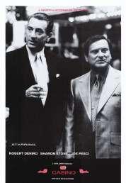 L'affiche du film Casino