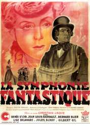 Affiche du film La symphonie fantastique