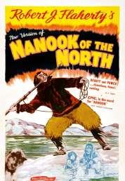 L'affiche du film Nanouk l'esquimau