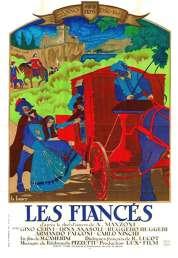 Affiche du film Les Fiances