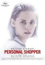 L'affiche du film Personal Shopper
