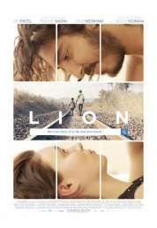 L'affiche du film Lion
