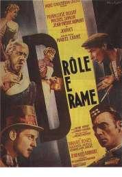 Affiche du film Drôle de drame