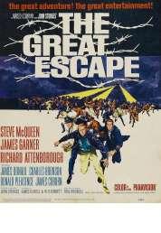 Affiche du film La grande évasion