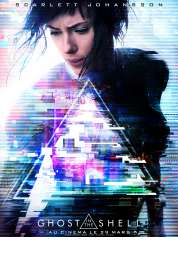 L'affiche du film Ghost In The Shell