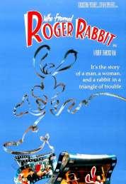 L'affiche du film Qui veut la peau de Roger Rabbit ?