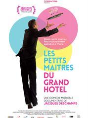 L'affiche du film Les Petits Maîtres du Grand hôtel