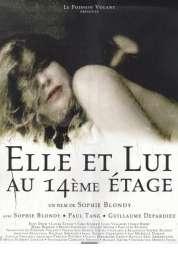 Affiche du film Elle et lui au 14ème étage
