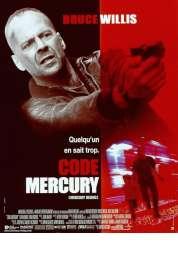 Affiche du film Code Mercury