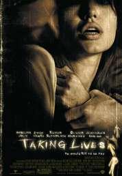 Affiche du film Taking lives, destins violés
