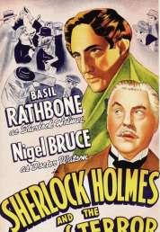 Affiche du film Sherlock Holmes et la Voix de la Terr