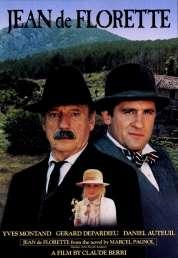 L'affiche du film Jean de florette