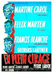 Affiche du film En Plein Cirage