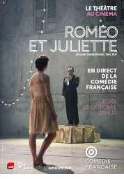 Affiche du film Roméo et Juliette (Comédie-Française / Pathé Live)