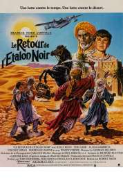 Affiche du film Le retour de l'étalon noir