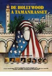 Affiche du film De Hollywood à Tamanrasset