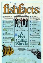 Affiche du film Un poisson nommé Wanda