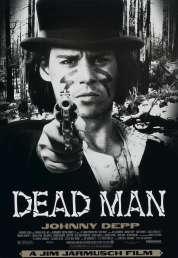 L'affiche du film Dead man