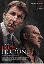 L'affiche du film Que Dios Nos Perdone