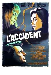 Affiche du film L'accident