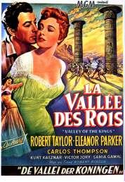 Affiche du film La Vallee des Rois