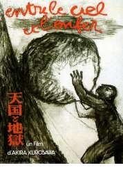 L'affiche du film Entre le ciel et l'enfer