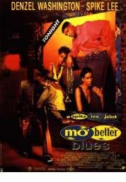 Affiche du film Mo'better blues