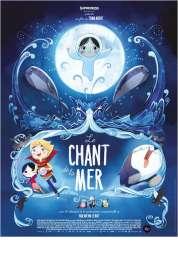 L'affiche du film Le Chant de la Mer