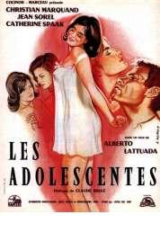 L'affiche du film Les adolescentes