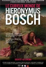 L'affiche du film Le curieux monde de Hieronymus Bosch
